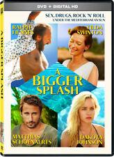 A Bigger Splash [New DVD] Ac-3/Dolby Digital, Dolby, Dubbed, Subtitled, Widesc