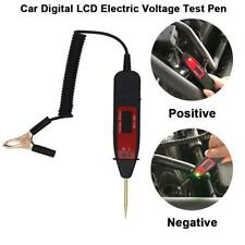 Universal 5-36V Car LCD Digital Car Circuit Scanner Tool Circuit Tester Voltage