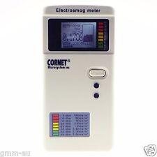 Cornet ElectroSmog ED88T Tri mode RF LF ELF E-field EMF Meter Detector 100M-8GHz