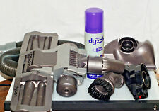 Lot of Dyson Vacuum Cleaner Attachments Accessories Tools *VERY CLEAN*