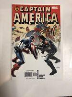 Captain America (2006) # 14 (NM) Origin Winter Soldier