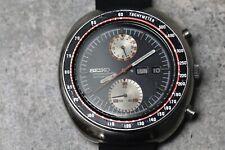 "Vintage Seiko 6138-0017 Yachtsman ""UFO"" Automatic Chronograph Mens Watch"