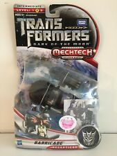 [NIB] Takara Transformers Dark Of The Moon DD-03 Deluxe Class Barricade