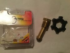 New Mr Heater propane fitting 9/16�