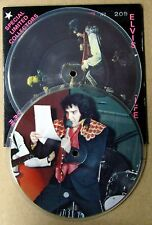 "Elvis Presley - My Life  - Double 7"" Picture Disc Set  - USA - 1978 - New"