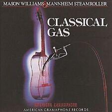 CLASSICAL GAS Williams, Mason Audio CD