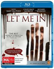 Let Me In (Blu-ray, 2011)