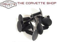C3 Corvette Radiator Support Shroud Seal Fastener 9pcs Kit Plastic 1968-78 39832