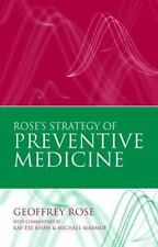 Rose's Strategy of Preventive Medicine, Rose, Geoffrey, Khaw, Kay-Tee, Marmot, M