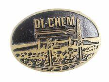 Di-Chem Bronce Hebilla de Cinturón de Dyna Hebilla 42016