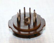 Röhrensockel aus Nordmende Cosima D760 (passend auch für andere Nordmende)