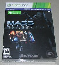 Mass Effect Trilogy Includes Part 1, 2 & 3 for Xbox 360 & Xbox One Brand New!