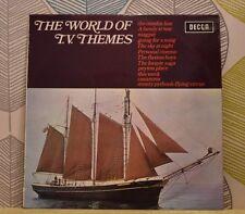 The World Of T.V. Themes [Vinyl LP,1972] UK SPA 217 Monty Python*Magpie *EXC