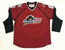 Reebok Cleveland Monsters Lake Erie MIKOLAJCZYK AHL Hockey Jersey L Red Canada