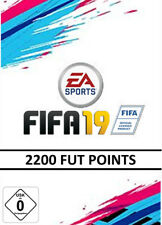 FIFA 19 2200 Ultimate Team Points EA Origin CD Key PC Download Code [DE/EU] NEU
