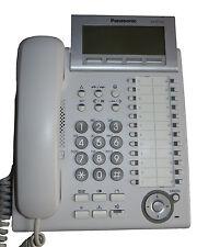 Panasonic Systemtelefon IP Telefon KX-NT346 in weiss  #80
