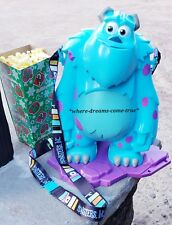Disney Parks Walt Disney World Sully Popcorn Bucket Monsters University Inc. NEW