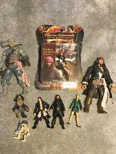 Pirates Of The Caribbean Figure Bundle 1 Sealed