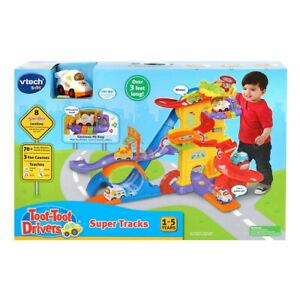VTech Baby Toot-Toot Drivers Super Tracks