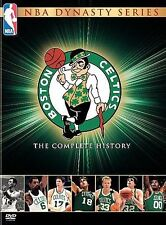 NBA Dynasty Series - Boston Celtics: The Complete History New/Sealed
