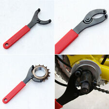 Bike Chain Whip Cassette Bottom Bracket Freewheel Spanner Repair Wrench Tool