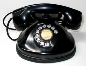Vintage Stromberg Carlson Fat Body Telephone, Restored