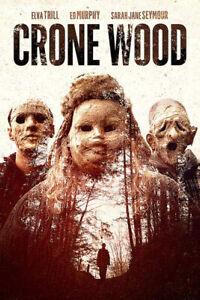 Crone Wood - DVD - Free Shipping. - New