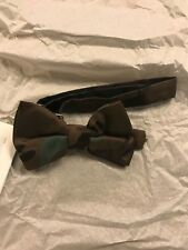 New Mens Mossy break up Camouflage Banded Pre Tied Camo Bow Tie  Duck Dynasty