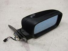 BMW E36 318i 325i SEDAN Right Driver Side Door Wing Mirror in BLACK OEM 8144472