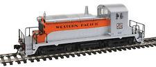 Escala H0 - Locomotora Diésel EMD SW1 Película Oeste Pacific 9232 Neu