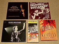 SUNSET BLVD HISTORY:Radio/1st Musical attempt/Score by Franz Waxman+CD & Book