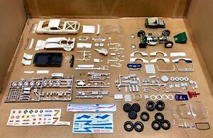 JUNKYARD LOT 1:24/1:25 MODEL KIT FORD CHEVY GM MOPAR AMC CAR/TRUCK PARTS/PIECES!