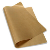"""3PCS * 16"""" x 24"""" PTFE Fabric Sheet 5Mil Thickness for Sublimation Printing"""