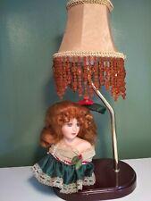 Porcelain Doll Table Lamp