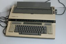Canon S 66 Electric Typewriter Word Processor Tested Works