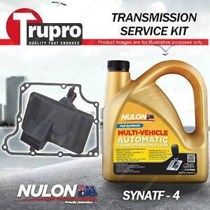 SYNATF Transmission Oil + Filter Kit for Holden Caubra Vectra JR JS Zafira TT