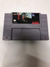 Cliffhanger SNES (Super Nintendo Entertainment System, 1993)