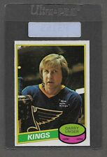 ** 1980-81 OPC Garry Unger #273 (NRMT) High Grade Hockey Set Break ** P3153