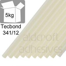 TECBOND 341/12, Premium Product Assembly, Hot Melt Glue Sticks, 12mm, 5kg