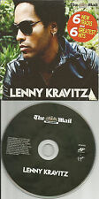 LENNY KRAVITZ BEST of  Europe Made LIMITED NEWSPAPER PROMO CD USA seller 2008