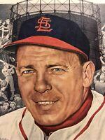 1952 TIME Magazine ST LOUIS Cardinals EDDIE STANKY Stan MUSIAL The BRAT
