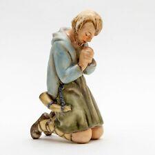 Goebel W. Germany Porzellanfigur Krippenfigur Weihnachten kniende Figur