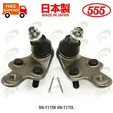 2 555 Front Lower Ball Joints for Toyota Avalon 2005-2018 Japan Made SB-T172