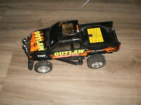voiture  Tyco Outlaw power boost engine remote control truck RC