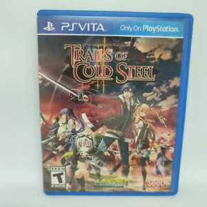 The Legend of Heroes: Trails of Cold Steel II PlayStation Vita (VERY GOOD)
