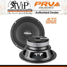 PRV Audio 8MR400A 8-Inch 8-ohm 400W Midbass Midrange Replacement Speaker Woofer