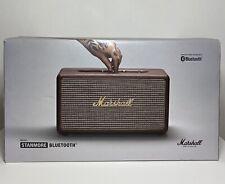 Marshall Stanmore Bluetooth Speaker - Brown