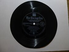 Old 33 RPM Soundsheet - Capitol - Time-Life Presents Swing Era - No Box Number