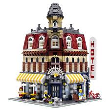 Hotel Cafe Corner - Compatibile - 2133 pz - DHL - Building Block