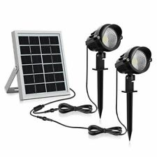 3 in 1 Outdoor LED Solar Light IP66 Waterproof Powered LED Lamp Outdoor Lights
